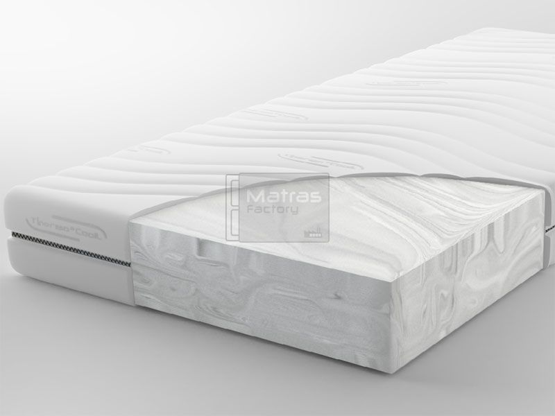 Pantera koudschuim matras Colorado XL Medium