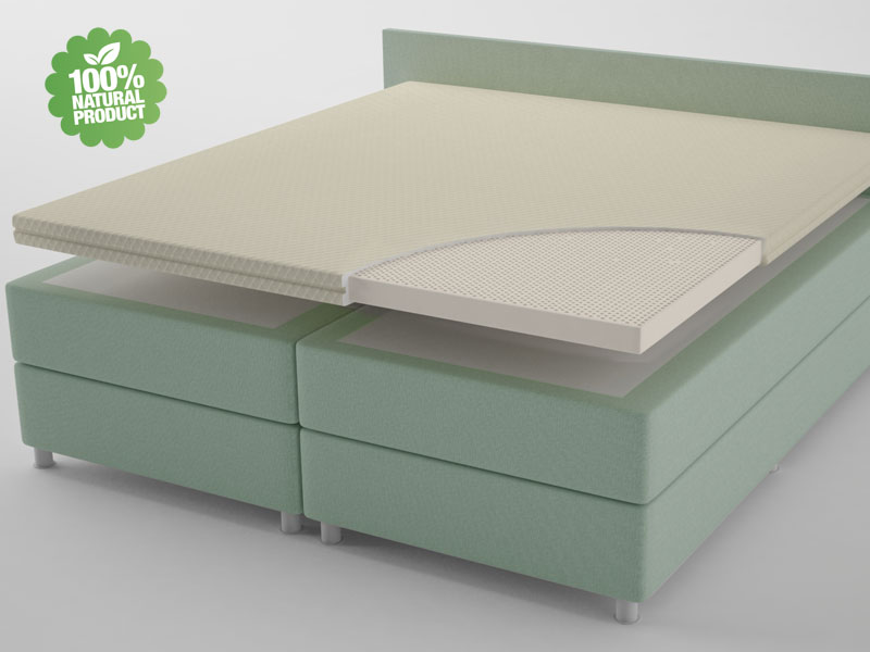 Talalay® Latex toppers