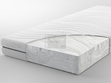 Pantera koudschuim matras Colorado XL Firm